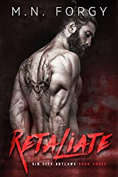 Retaliate (Sin City Outlaws Book 3)