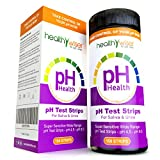 Alkaline Water Ph 9 5 pH Test Strips 150ct - Tests Body pH Levels for Alkaline & Acid levels Using Saliva and Urine. Track and Monitor Your pH Balance & A Healthy Diet, Get Accurate Results in Seconds. pH Scale 4.5-9