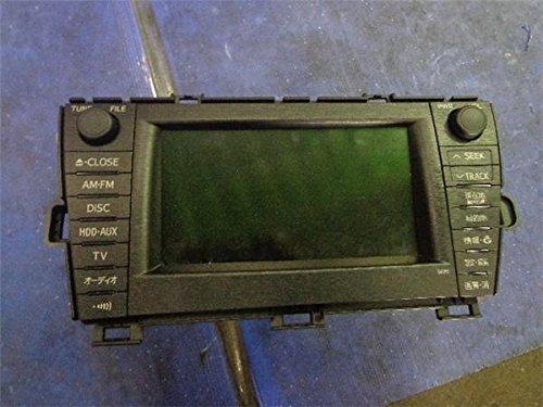 トヨタ 純正 プリウス W30系 《 ZVW30 》 マルチモニター P60500-15000753 B01MQQW23Z
