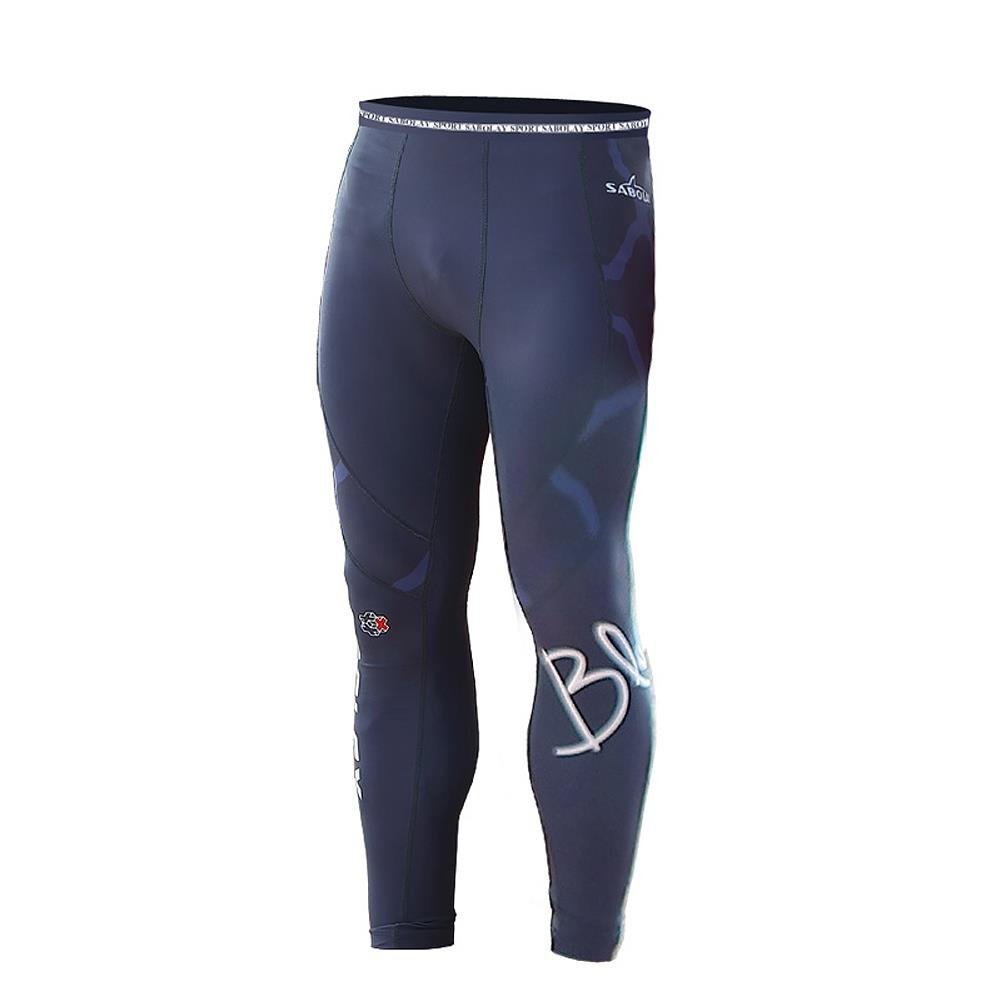 HOTIAN Men Diving Pants Surfing Snorkeling Swimming Rash Guard Tights by HOTIAN