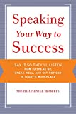 img - for Speaking Your Way to Success book / textbook / text book