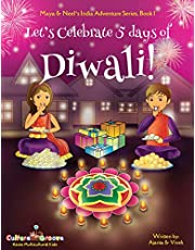 Let's Celebrate 5 Days of Diwali|: 1