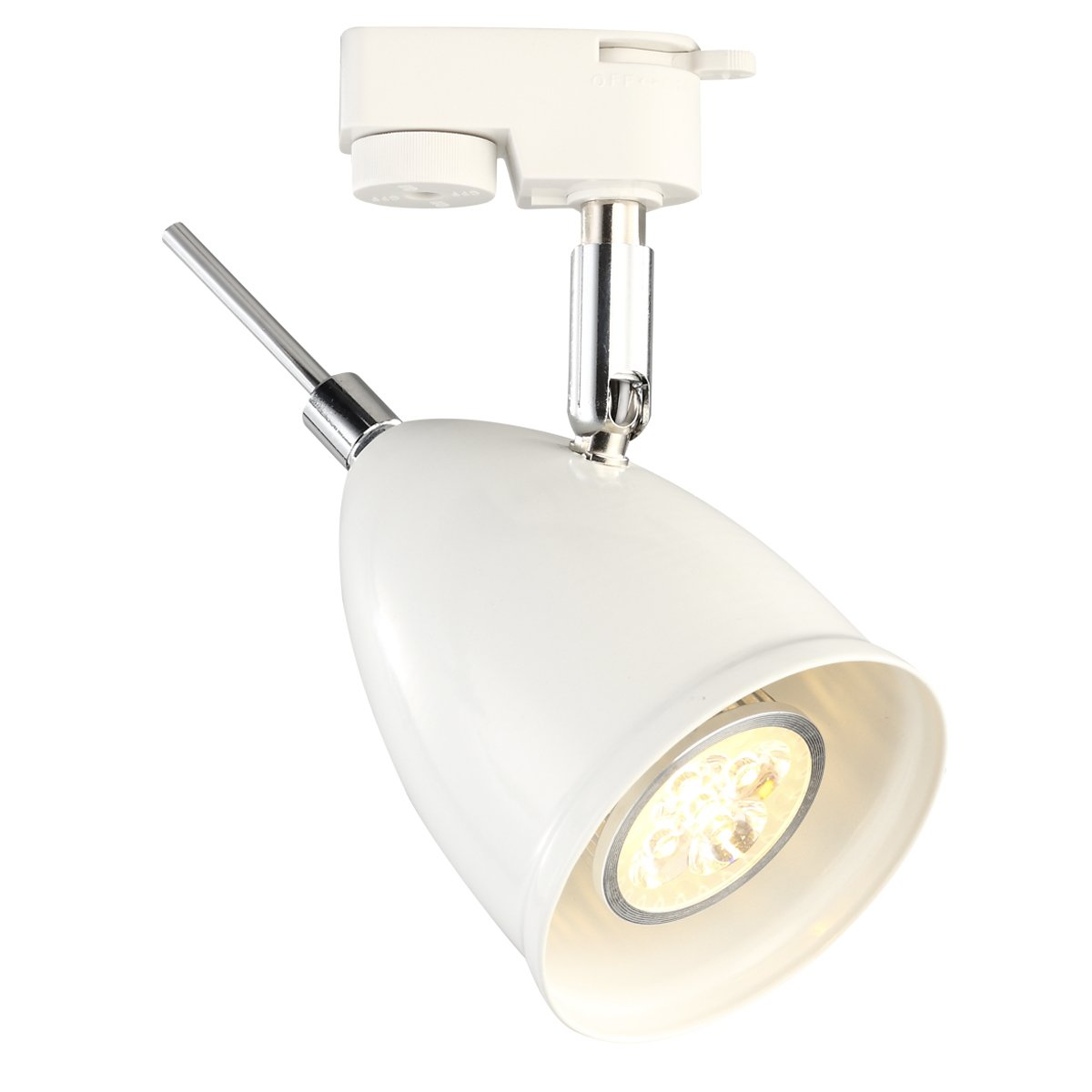 Track Lighting LED bulbs fixtures - heads kits outlet adapter Aluminum for Retail Store Gallery Display Product Pesidential Hotel Clothes Shop Lighting ,wyg6019