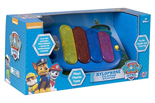 Paw Patrol 1684203. Inf Xylophone