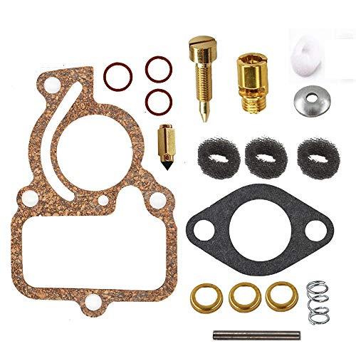 (NEW Tractor Carburetor Carb Kit For Farmall Cub and Cub Lo Boy 154 Tractor IH Farmall Cub International 63349C91 251234R94 64579R91 355712R91 405004R91 )
