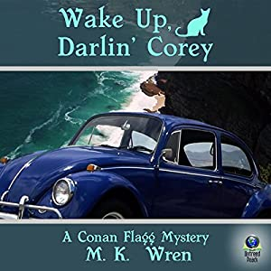 Wake Up, Darlin' Corey Audiobook