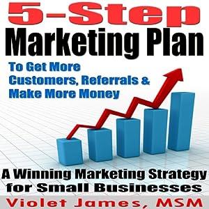 5 Step Marketing Plan Audiobook
