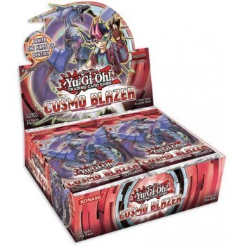 1st Edition Yu Gi Oh Booster - Yugioh Trading Card Game TCG Konami new COSMO BLAZER English Version Series 1st Edition Booster Box PREORDER (Ships January 25)