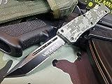 Venom Tactical 3TR Military Combat Knife - Tanto