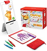 Osmo - Creative Starter Kit for Fire Tablet - Ages 5-10 - Creative Drawing & Problem Solving/Early Physics