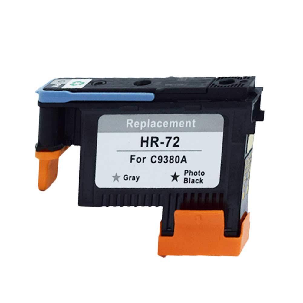 HP72 printheads Nozzle C9380A Compatible with HP Designjet T610 T620 T770 T790 T1100 T1120 1200 T1300 T2300 by TIANLUAN