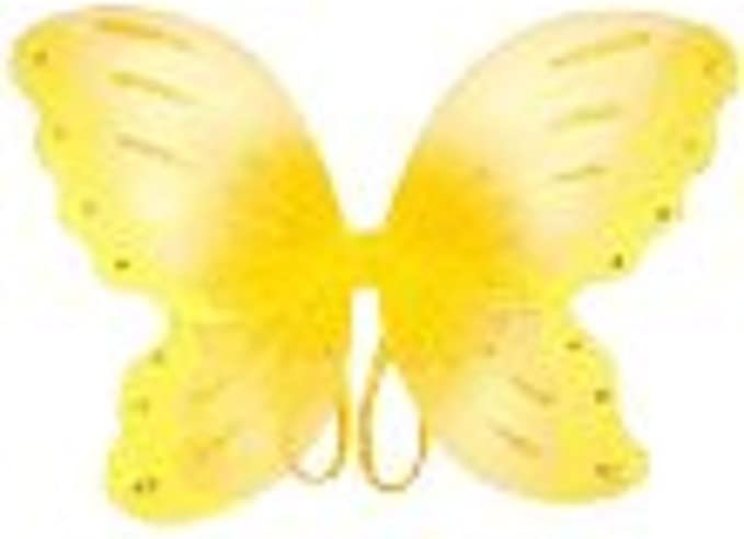 CC Fairy Wings Butterfly Wings Tinkerbell Wings Lilac White Yellow Lilac