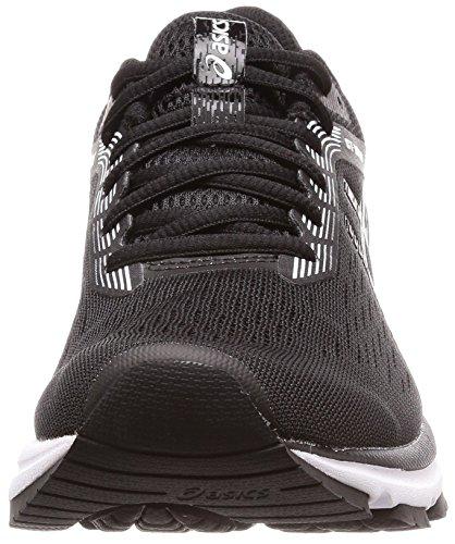 7 Asics Running Black 001 Noir 1000 Chaussures White de Femme Gt qqwUPrZE
