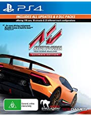 Assetto Corsa: Ultimate Edition (Ps4)