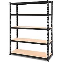 GIANTZ 1.2M Warehouse Racking Shelving Storage Shelf Garage Shelves Rack Steel