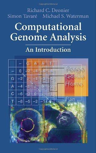 By Richard C. Deonier - Computational Genome Analysis: 1st (first) Edition ebook