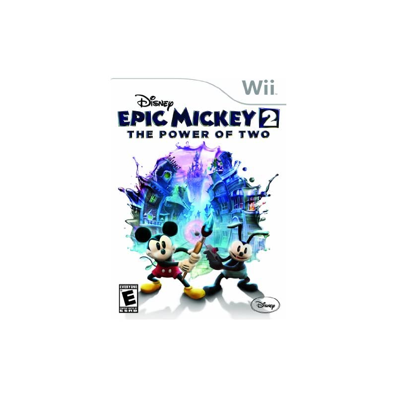 Disney Epic Mickey 2: The Power of Two -