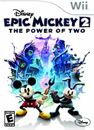 EPIC MICKEY 2: POWER OF 2 WII - Standard Edition