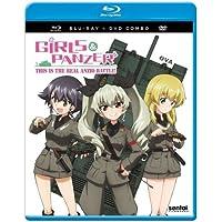 Girls Und Panzer Ova on Blu-ray