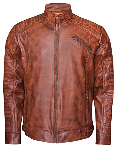 Smoke Giacca Piumino Brown Uomo Red HTwnAqdxT