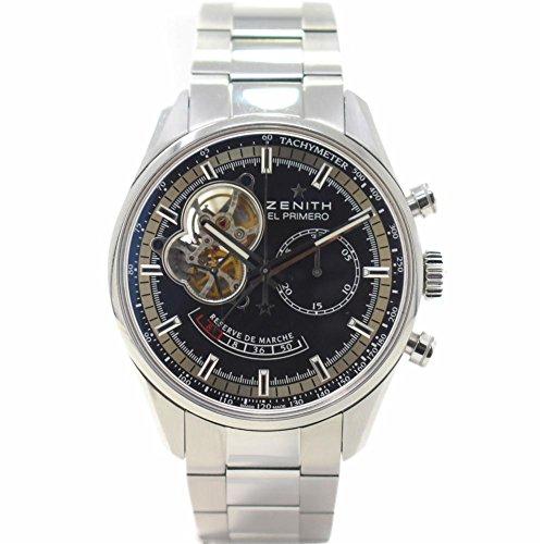 Zenith El Primero Swiss-Automatic Male Watch 03.2080.4021 (Certified Pre-Owned)