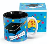 1 X Way to Go! Graduation Mug Coffee Mug Ceramic Celebrate!