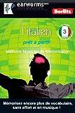 ITALIEN (L') PRET A PARTIR T3