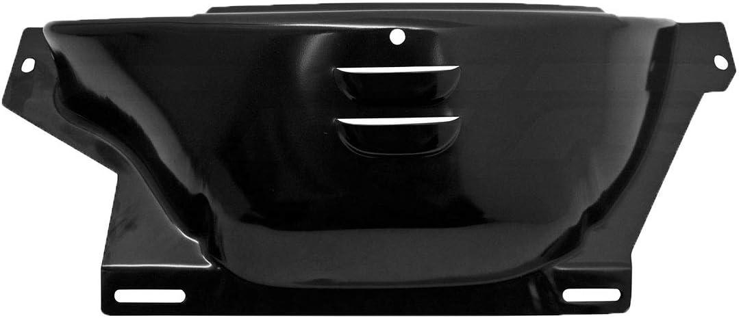 Fits Chevy GM 700R4 Flywheel Inspection Covers 700R4 Steel Flexplate Black