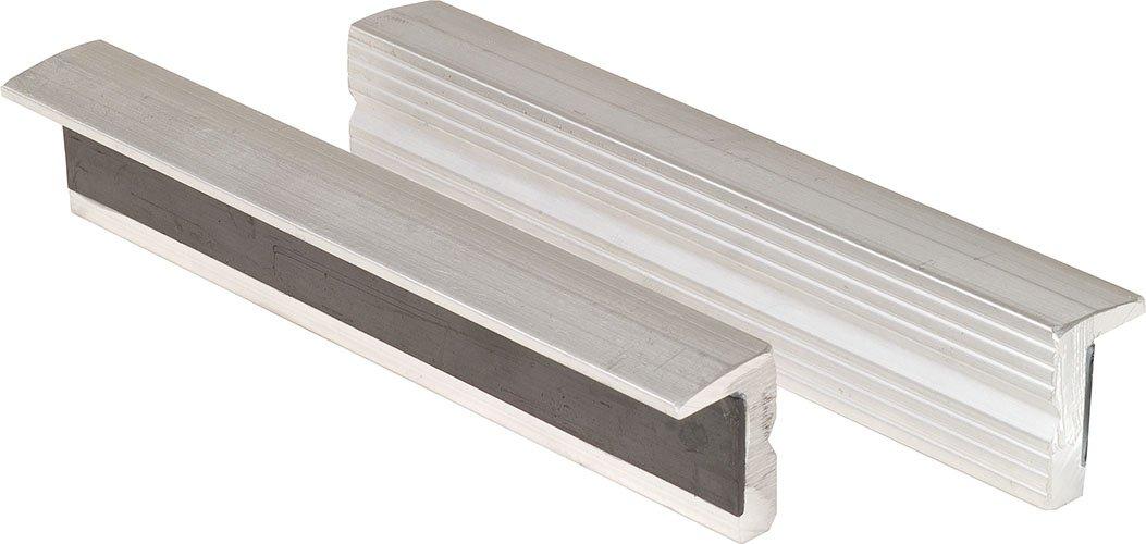 KS Tools 914.0080 Alu-Schraubstock-Schonbacken,Struktur,100mm