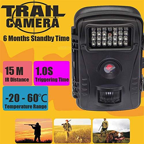 Buy trail camera detection range