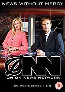 The Onion News Network: Complete Series 1 & 2 [DVD] [Reino Unido]