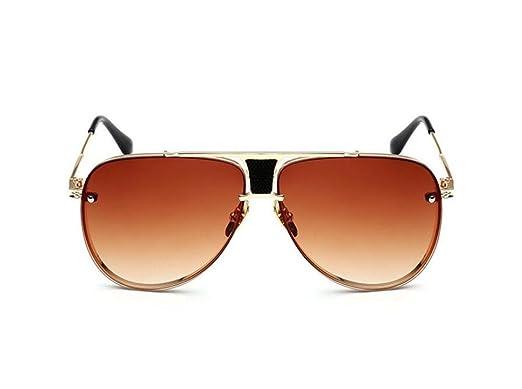 GAOCF Gafas De Sol Polarizadas Los Hombres Y Las Mujeres Con Gafas De Sol Gafas De