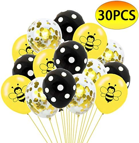 "12/"" Over the Hill Black Printed Latex Balloons Helium or Air Quality 5,10,15,25"