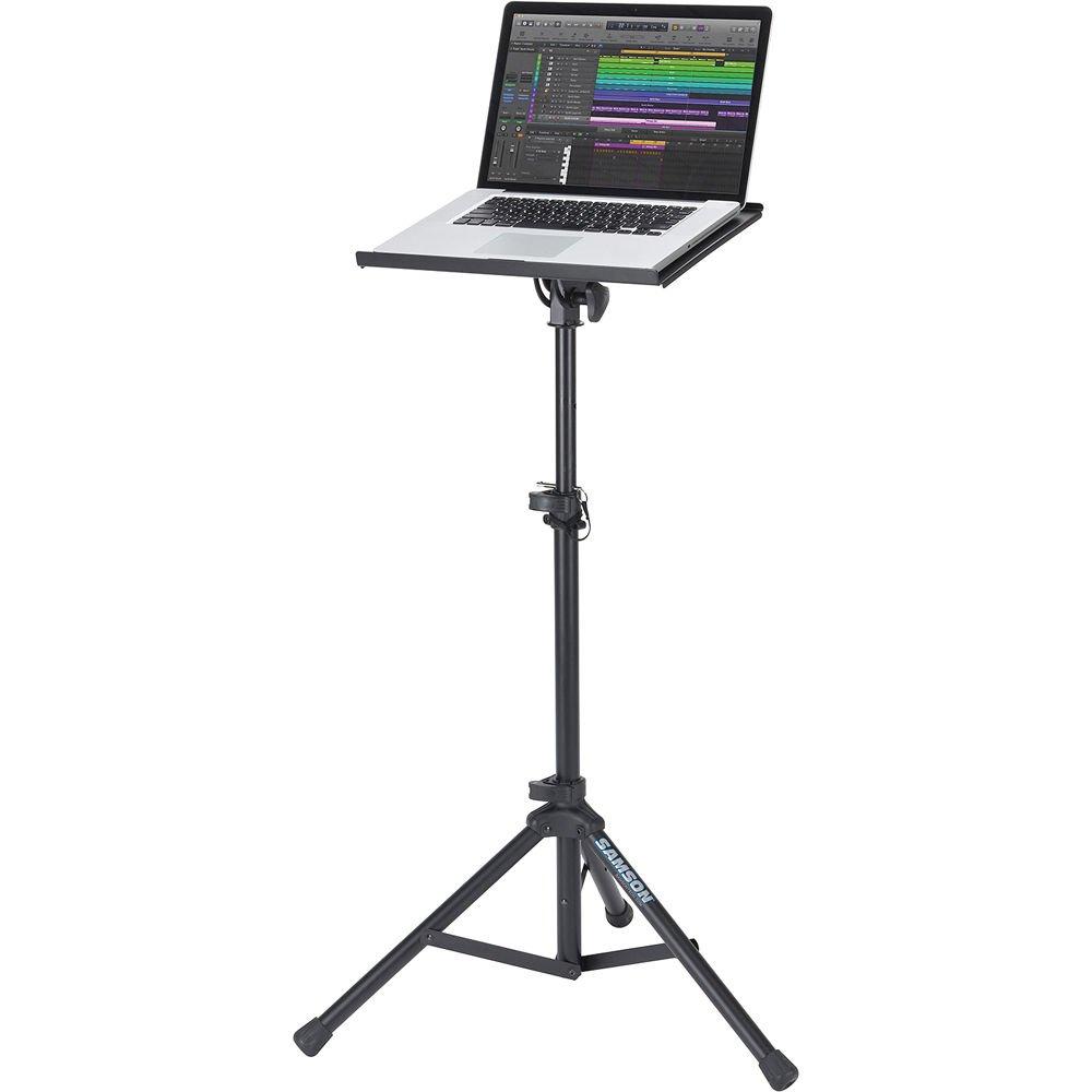 Alesis SR-16 16-Bit Stereo Drum Machine and Platinum Bundle w/Laptop Stand, Headphones, Cables and Fibertique Cloth by Photo Savings (Image #5)
