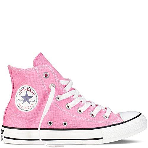 Unisex Chuck HI con Converse rosa Taylor cordones AS rosa Plaid Td5fpwq