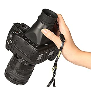 Hoodman HoodLoupe 3.0 Professional DSLR Camera LCD Screen Loupe