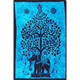 Evergreen handicrafts Mandala Hippi Wall Hanging Tapestry Beautiful Home Decor Tapestries Throw