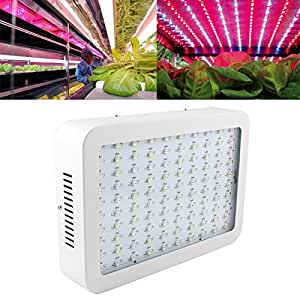 VANDER LIFE LED Grow Light 1000W,Plant Grow Lights/Growing Bulbs For Garden Greenhouse and Hydroponic Full Spectrum Growing Lamps in 10 Bands (1000W-B)