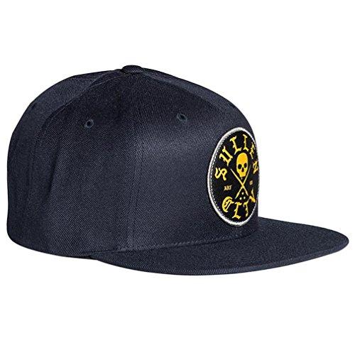Sullen Clothing - Gorra de béisbol - para Hombre Azul Azul Talla única