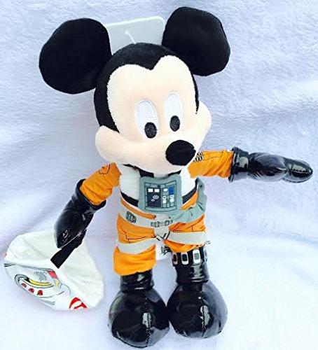 Auténtico suave peluche de Disney Mickey Mouse en astronauta ...