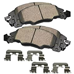 Detroit Axle - Ceramic brake pads are manufactured to exceed original equipment standards and provide a superior stopping performance. We are a leading supplier of ride control products to OE vehicle manufacturers Nationwide, that expertise t...