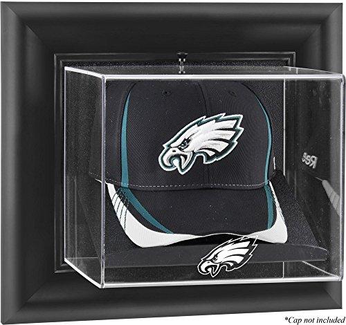 NFL Wall Mounted Cap Logo Display Case NFL Team: Philadelphia Eagles -
