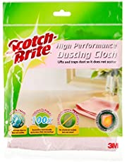 Scotch-Brite High Performance Dusting Cloth, Random, Pack of 1