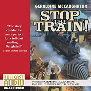 Stop the Train! Audiobook