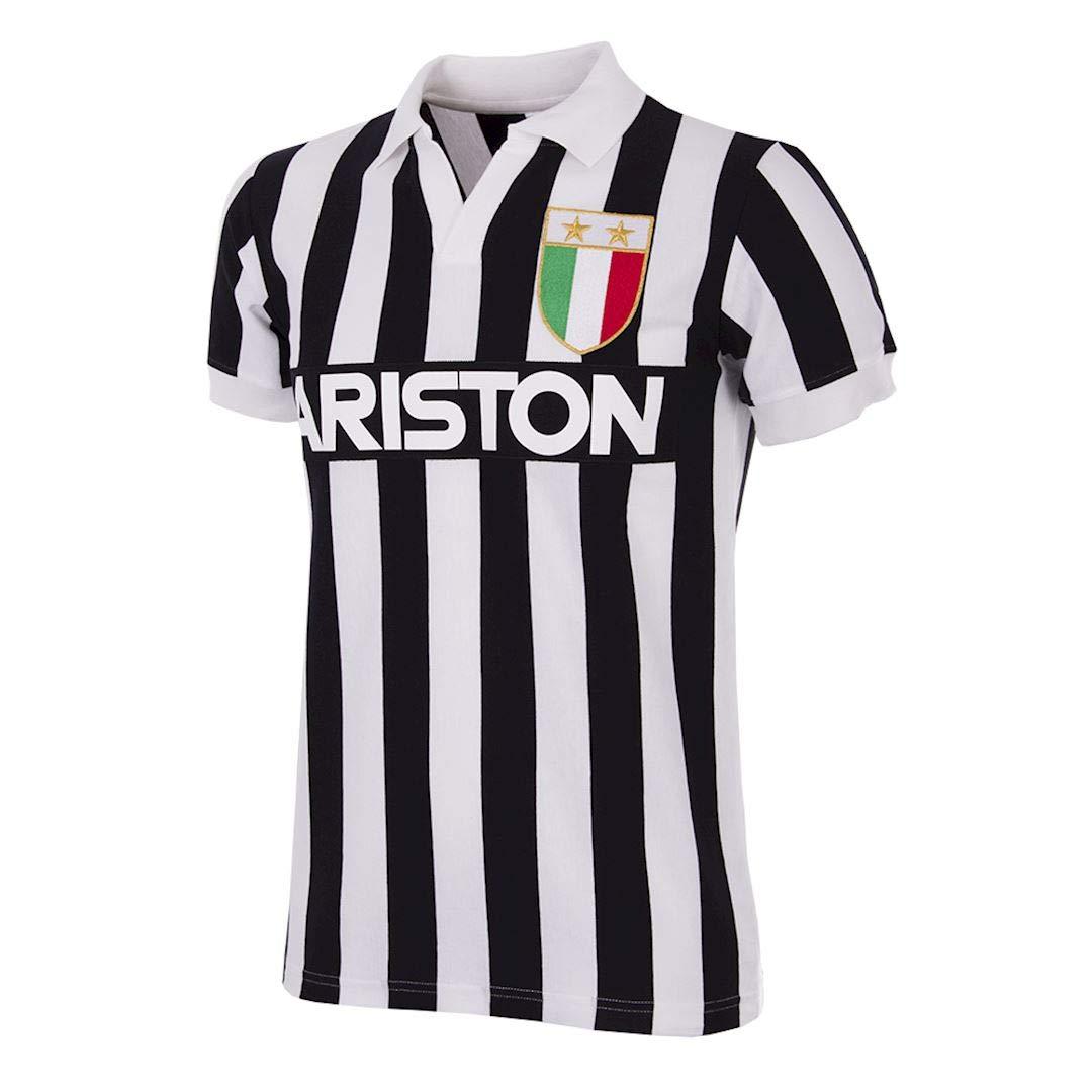 Maillot Copa Juventus Turin 1984/85: Amazon.es: Deportes y aire libre