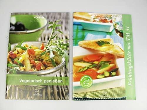 Vorwerk Thermomix Recetas Vegetariano Risch Disfrutar