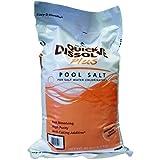 40lb salt - 40LB Bag Quick Dissolve Pool Salt for Salt Water Chlorinators