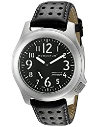 Momentum Men's 1M-SP76B3B Propellor Second Hand Watch