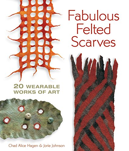 Fabulous Felted Scarves Wearable Works product image