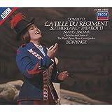 Donizetti: La Fille du Régiment / Sutherland, Pavarotti, Malas, Sinclair, ROH Covent Garden, Bonynge